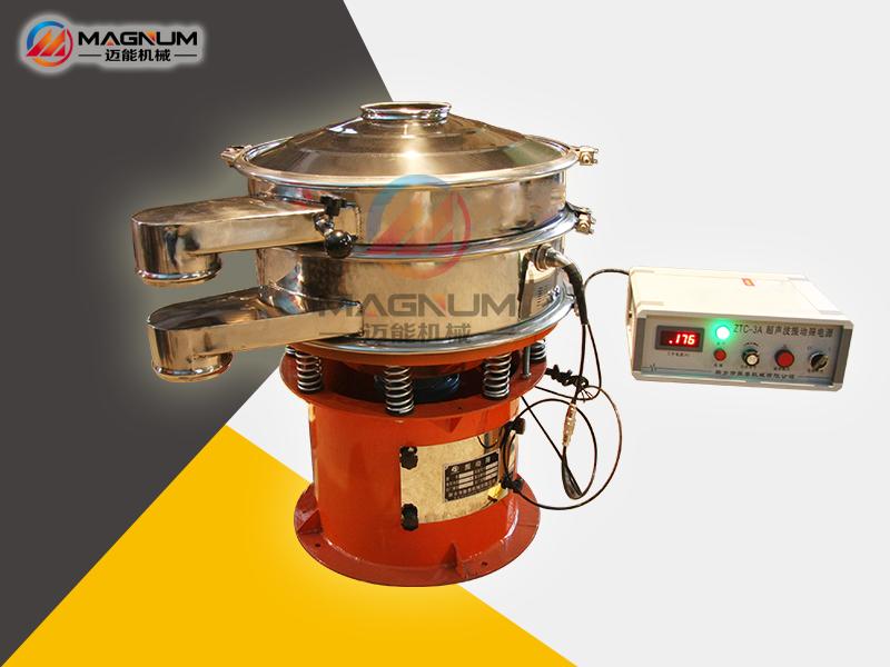 超声波系统筛分机