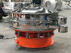 三次元振动筛在葛根粉行业中的应用