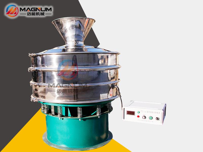 碳酸锂超声波振动筛