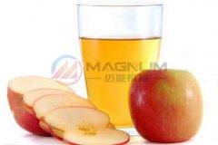 苹果汁的筛分过滤三次元振动筛最适合