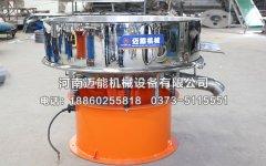 陕西方经理订购的陶瓷泥浆霸道振动筛已发货